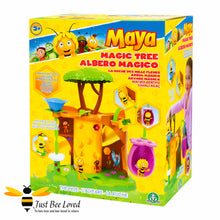 Load image into Gallery viewer, Maya The Bee and the Magic Tree Playset Toy