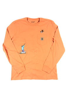 Carhartt Hunting Long Sleeve T-Shirt