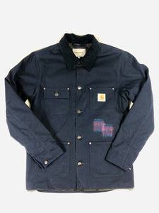 Carhartt Psychedelics Navy Michigan Jacket