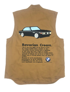 "Carhartt BMW ""Bavarian Cream"" Vest (Brown)"