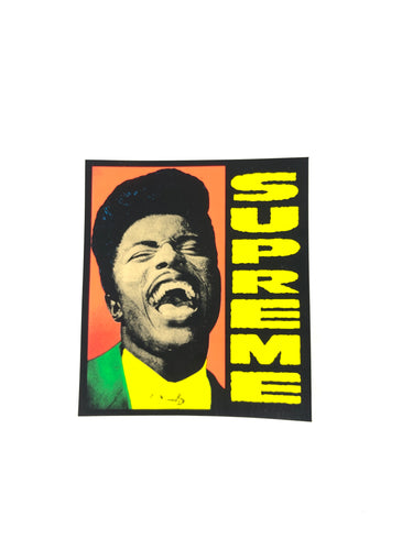 Supreme Little Richard Sticker