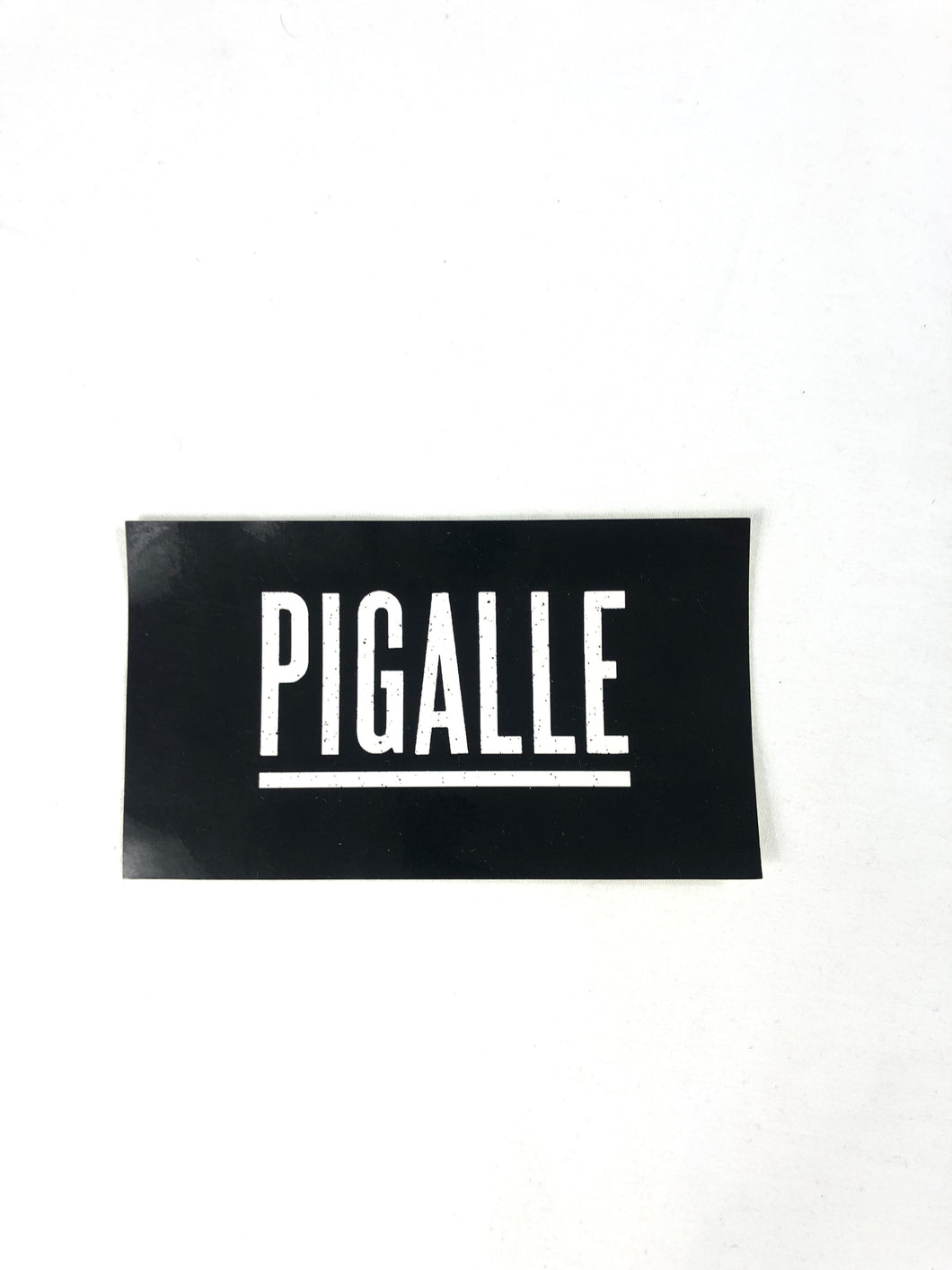 Pigalle Sticker