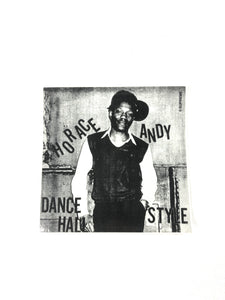 Supreme Wackies Horace Andy Sticker