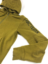 Load image into Gallery viewer, Arcteryx Olive Hoodie