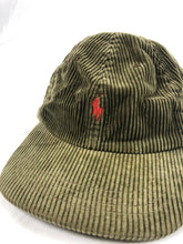 Load image into Gallery viewer, Ralph Lauren Corduroy Hat