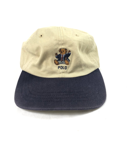 Ralph Lauren Polo Bear Hat