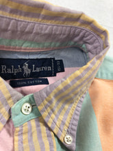Load image into Gallery viewer, Ralph Lauren Colour Block Shirt