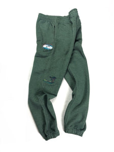Nike Outdoor Joggers (Green)