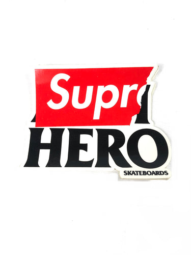 Supreme Anti Hero Sticker