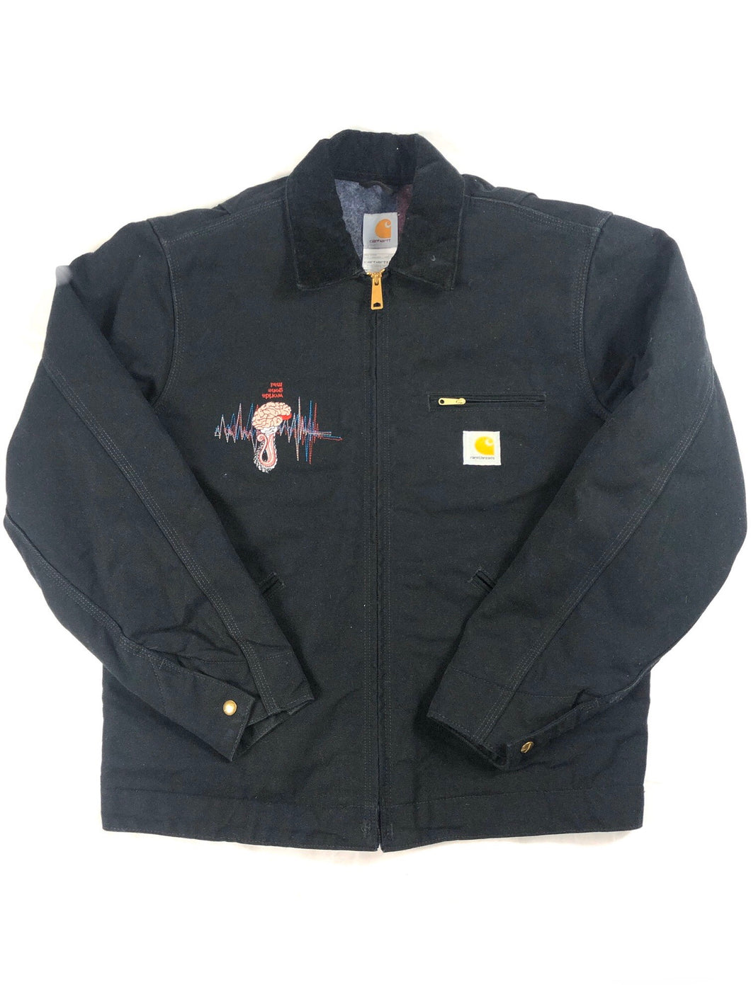 "Carhartt ""World Gone Mad"" Detroit Jacket"