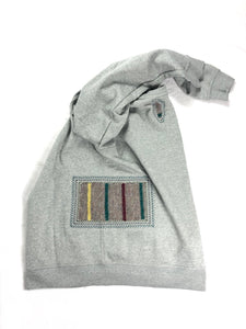 Nike Blanket Patchwork Sweater