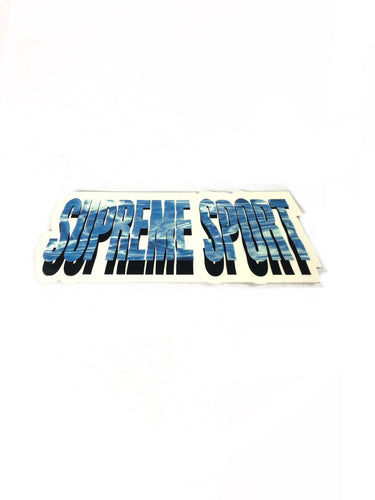 Supreme Sports Sticker