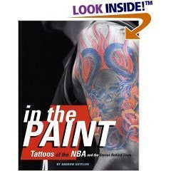 In the Paint: Tattoos of the NBA