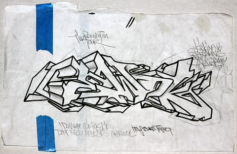 "EWOK 5MH  -   ""EWOK Outline"""
