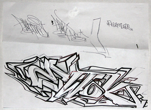 EWOK 5MH  -   EWOK Outline (Miami)