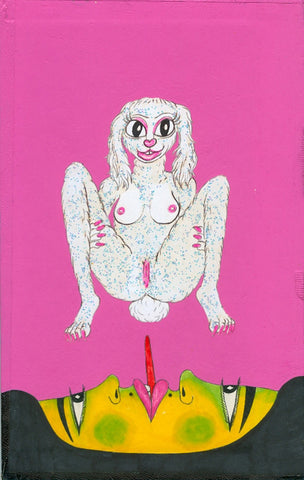ALBERT REYES/MATT FURIE - Fuk Up