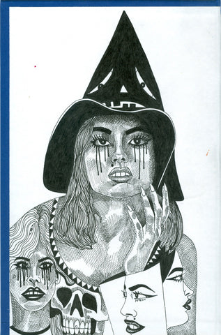 "ALBERT REYES - ""Which Witch ""Drawing"