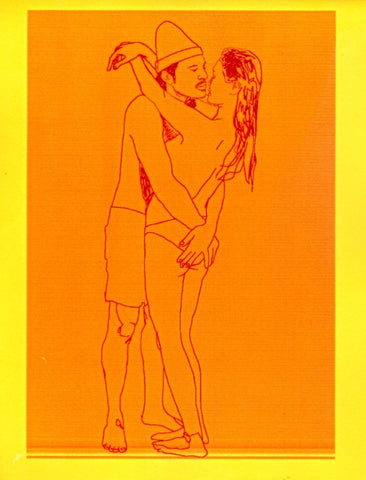 "ALBERT REYES -  ""The Kiss"" Print"