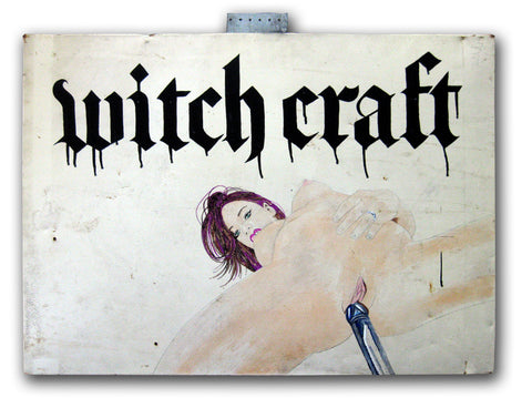 "ALBERT REYES - ""Witch Craft"""