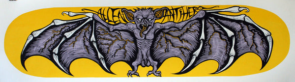 DENNIS McNETT - Antihero Board Prints (Allen Bat)