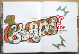 "BLADE - ""King of graffiti"" Custom Book Drawing 15"