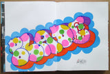 "BLADE - ""King of graffiti"" Custom Book Drawing 11"