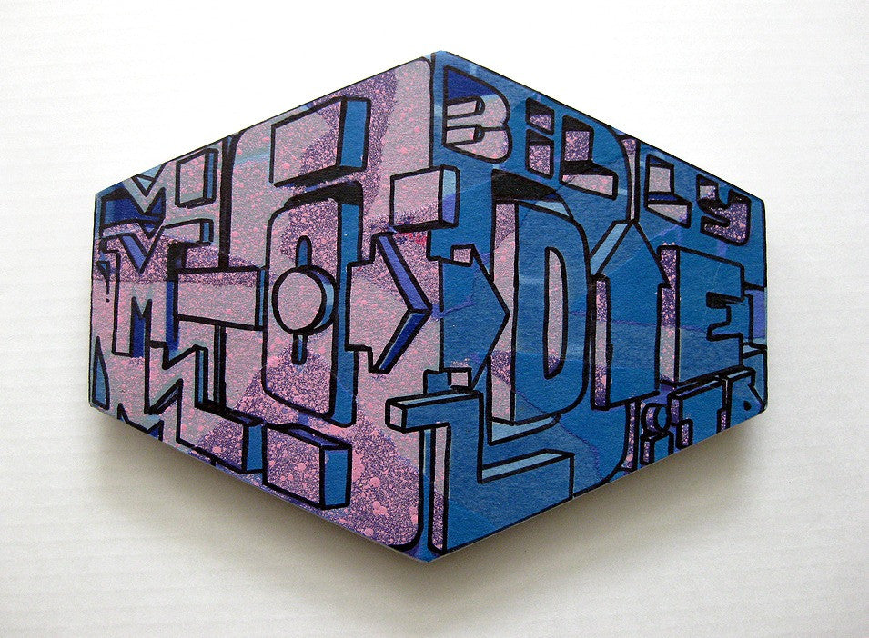 BILLY MODE - Mode Cube #1