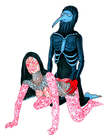 MATT FURIE - Black Death & 1000 Corpses