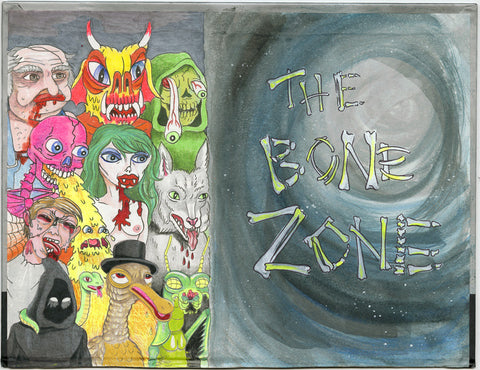 MATT FURIE/AIYANA UDESEN - The Bone Zone
