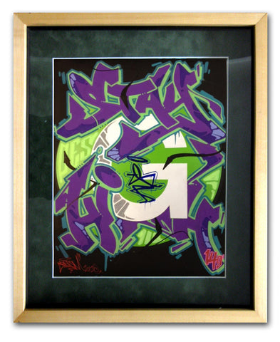 "CES ONE -  ""Stayhigh"" Painting"