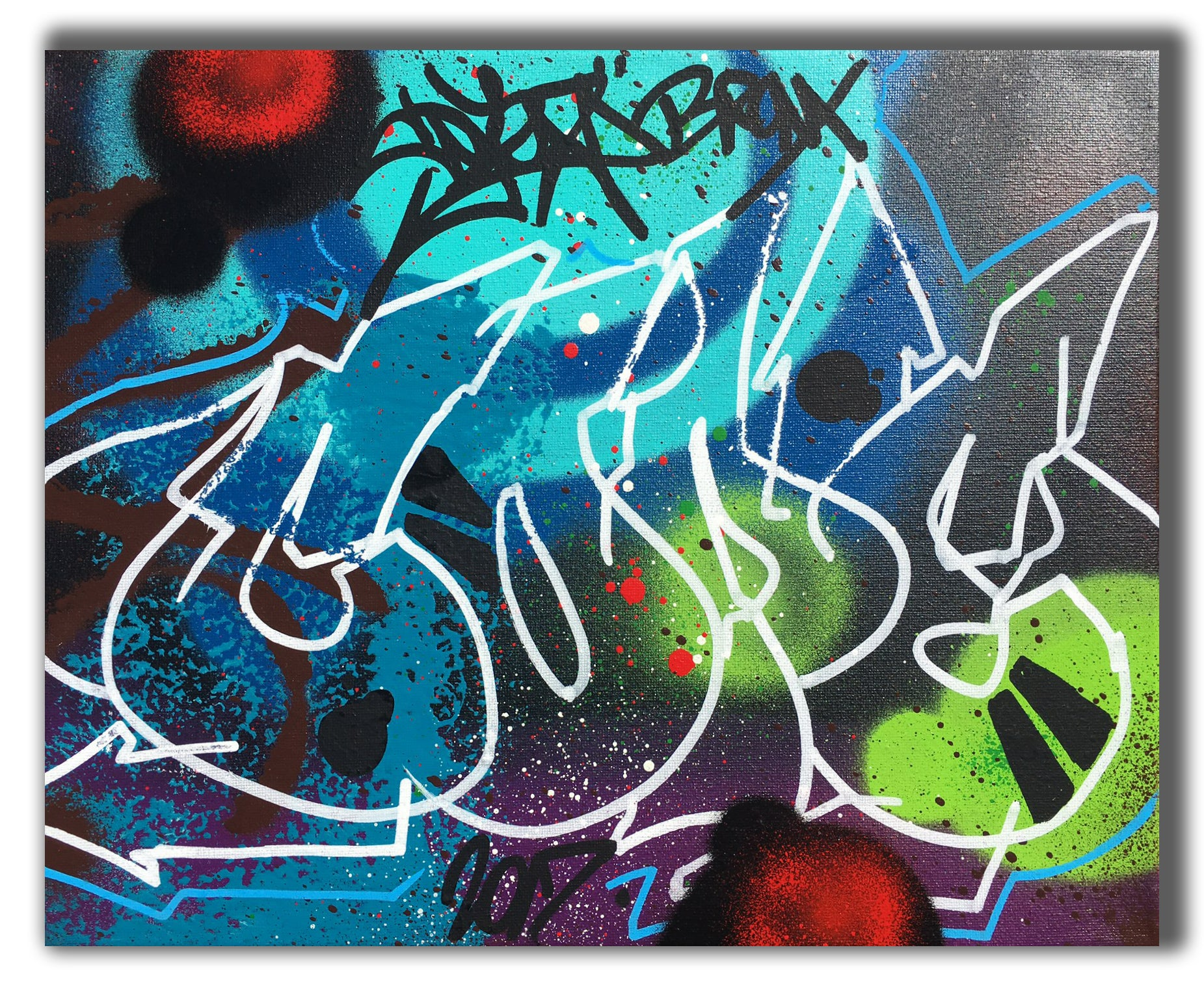 "COPE2 - ""Wildstyle"" Painting"