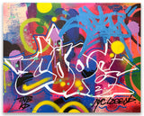 "COPE2 - ""NYC Legend Wild style"" Painting"