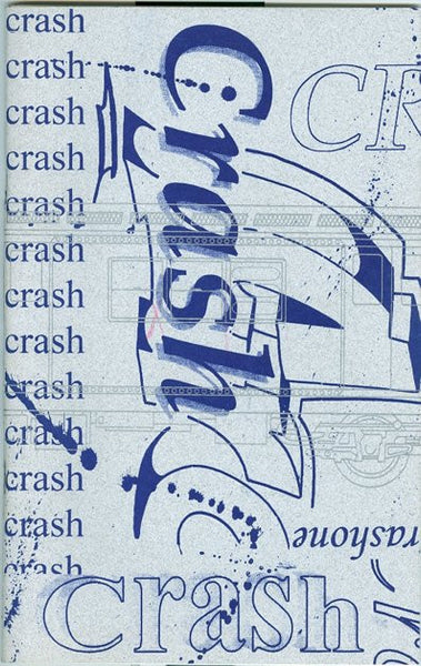 CRASH - Works on Paper- Mary Anthony Gallery 1994