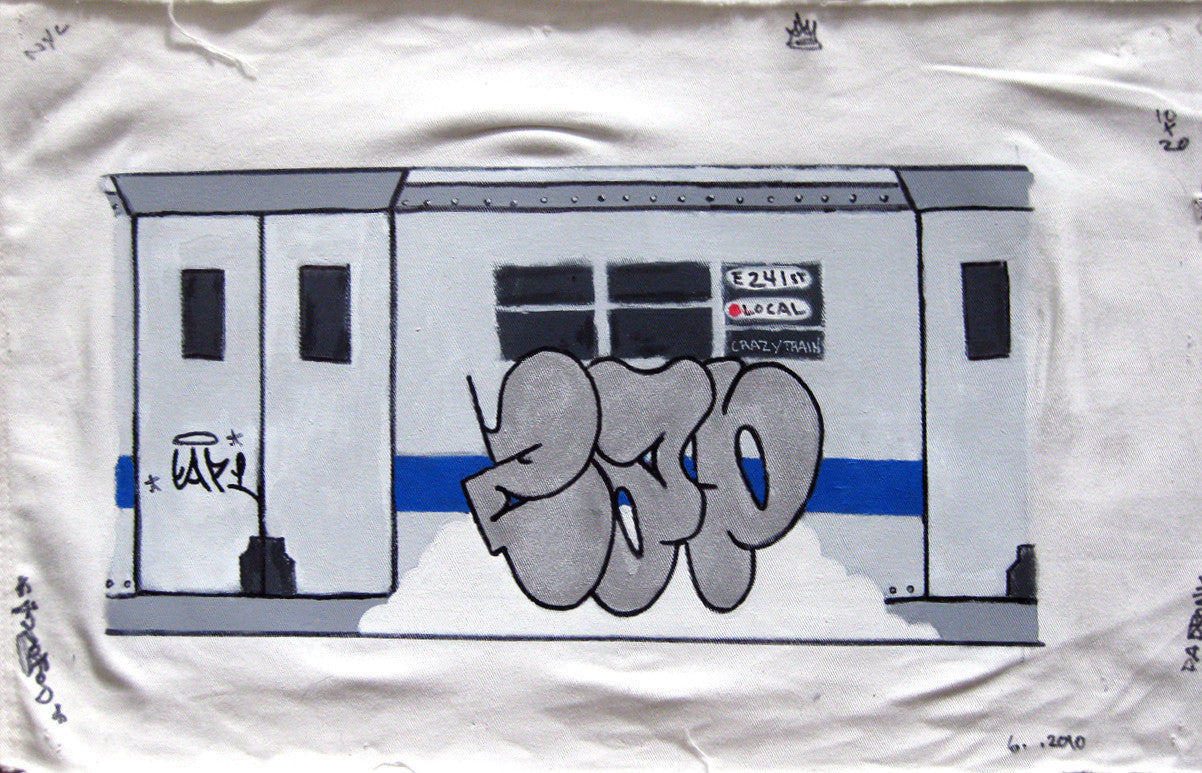 "CAP - ""Panel"" Canvas"