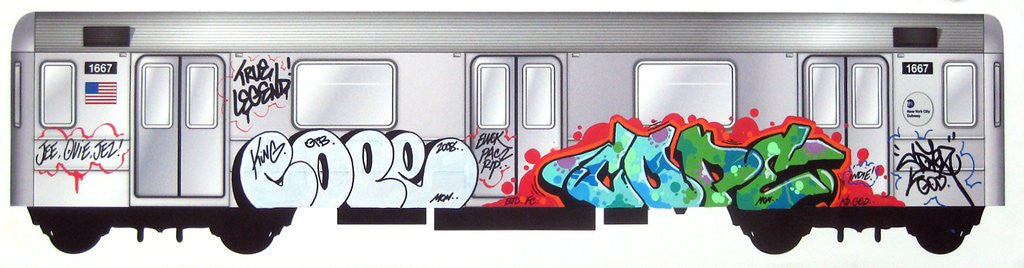 "COPE  ""Untitled"" Trains of Thought"