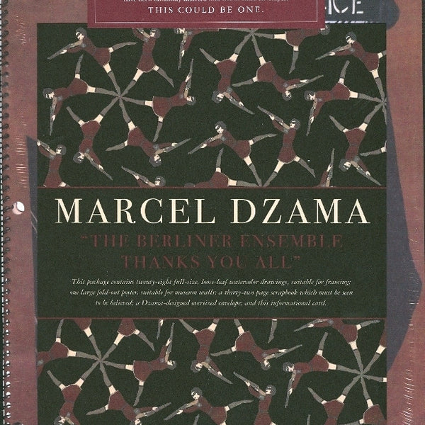 MARCEL DZAMA -The Berliner Ensemble Thanks You All
