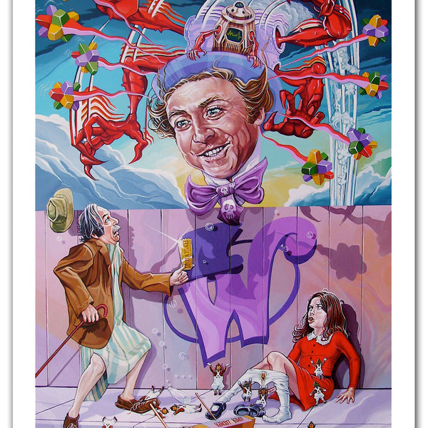 "DAVE MACDOWELL ""Appetite for Veruca"""