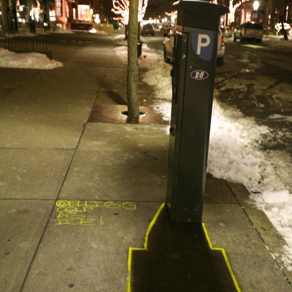 ELLIS G. - Parking Meter Boston