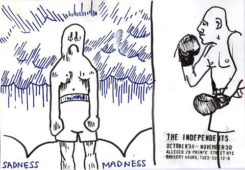 MARK GONZALES - The Independents