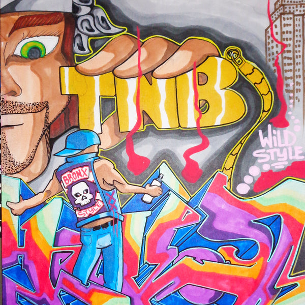 "T-KID 170  - ""TNB""  Drawing"