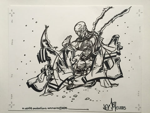 "NOC 167 - ""NOC""  Drawing #17"