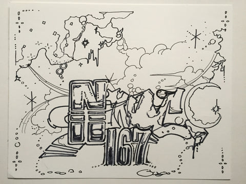 "NOC 167 - ""NOC""  Drawing #18"