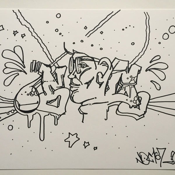 "NOC 167 - ""NOC""  Drawing #21"