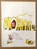 "Daniel Johnston ""Normal"" Drawing"
