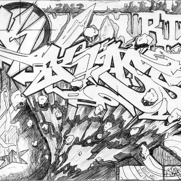 "KLASS RTW  - ""Free Me""  Drawing"