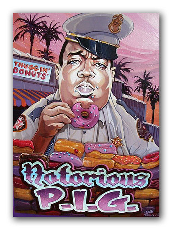"DAVE MACDOWELL - ""Notorious P.I.G"""