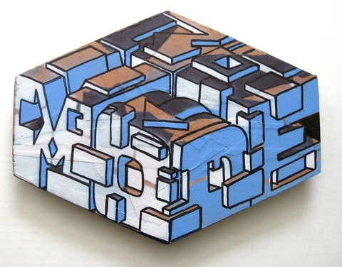 BILLY MODE - Mode Cube#11