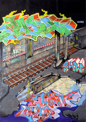 "PADE ""Grant Layup "" NYC Map"