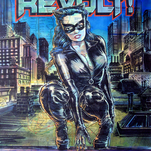 "REVOLT -  ""Meow 2"" NYC Map"