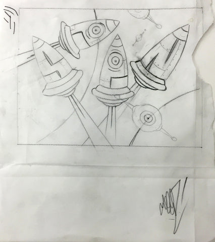 "SEEN - ""Space Station"" Study"